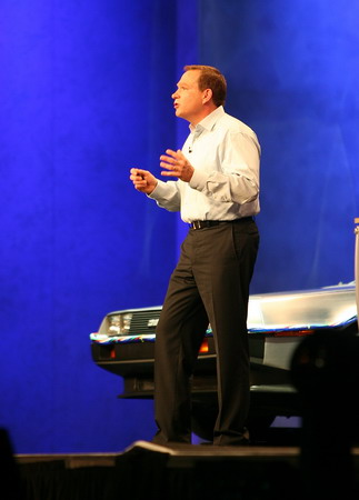 Bob Muglia @ TechEd 2007