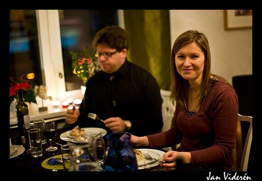 Einar and Aleksandra [Canon 5D, Canon EF 50 mm F1.2L USM]