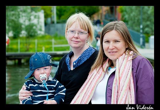 Melvin, Karin & Aleksandra
