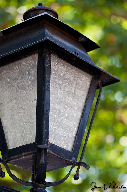 Village lamp
