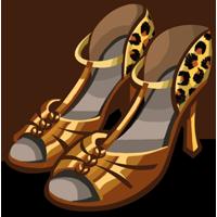Cha-Cha Shoes