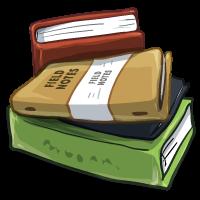 Fieldnotes & Books