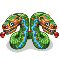 Two-Headed Serpent
