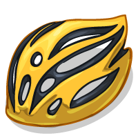 Yellow Cycling Helmet