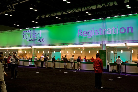 TechEd Registration