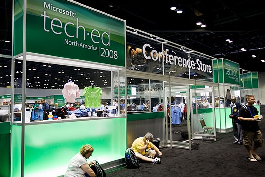 TechEd Conference Store